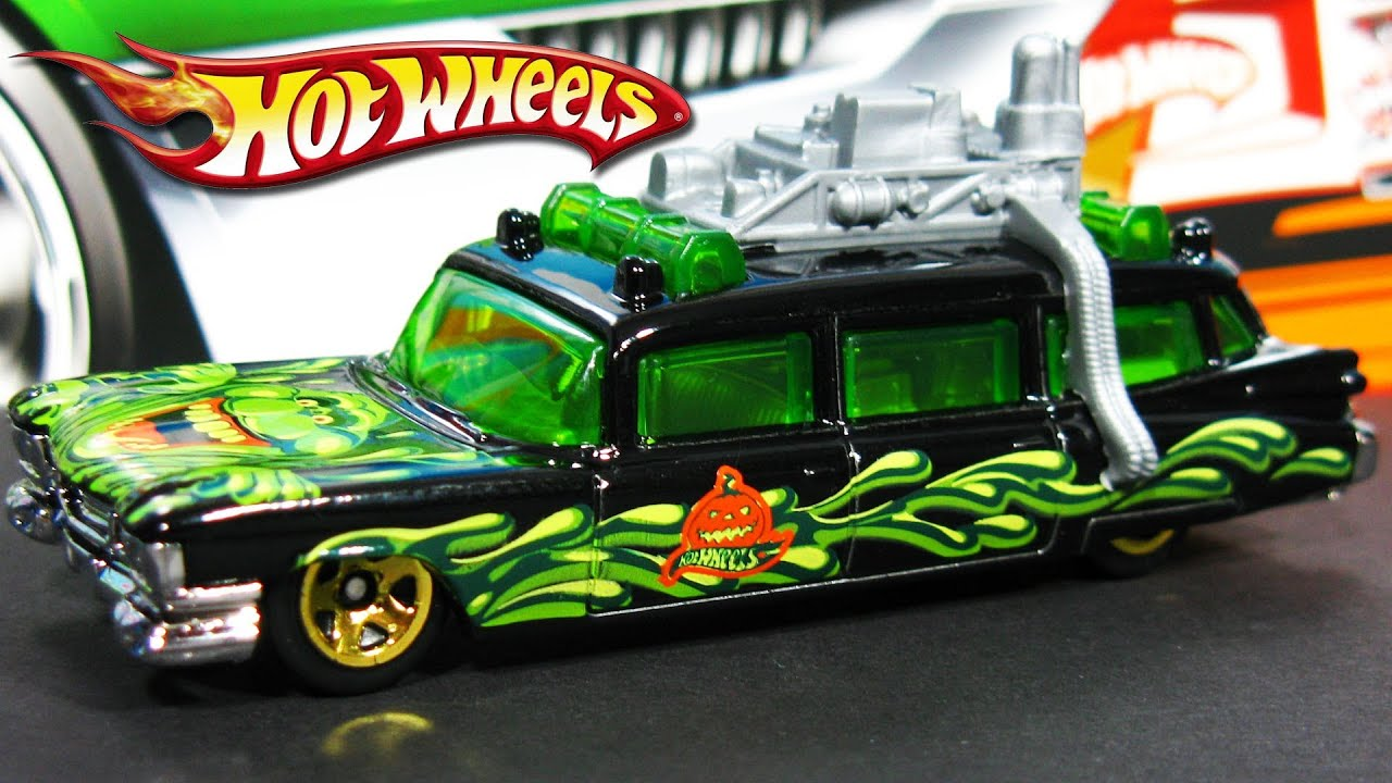 Hot Wheels Halloween Cars
