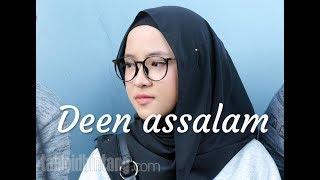 Gambar cover Nissa SABYAN (lirik)Deen assalam
