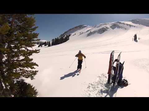 Alpine Touring Yellowstone Club, Montana, Big Sky