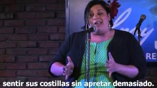 Rachel Wiley -10 honest thoughts on being loved by a skinny boy (subtitulado al español)