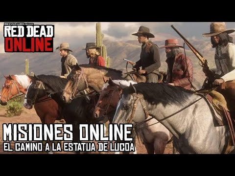 Red Dead Online - Campaña Online -  Jeshua Games