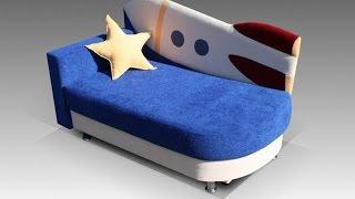 Детские диваны от года. Детские диваны с бортиками и диваны-еврокнижки для детей от года!(, 2014-08-22T13:28:45.000Z)