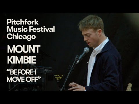 """Mount Kimbie Perform """"Before I Move Off"""" 