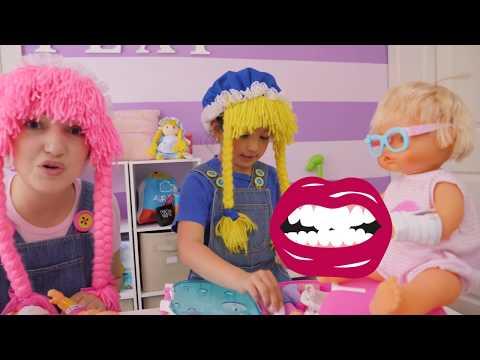 Bebe Nenuco va al Dentista y un Chequeo General S3:E85
