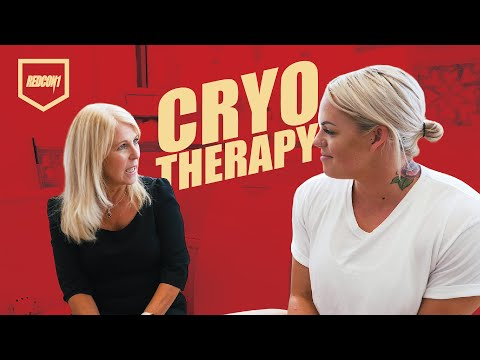 CRYOTHERAPY WITH IFBB PRO DONNA MURPHY