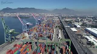 Porto do Rio de Janeiro - Drone