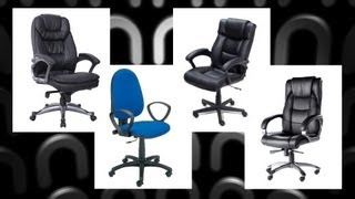 What Is The Best Desk, Computer, Office Chair?