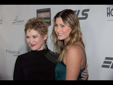 Dee Wallace & Gabrielle Stone on the red carpet at the Carol Burnett Day event