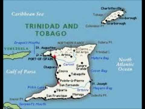 Calypso Music of Trinidad from 1930s - 1940s.The Duke of Iron MATILDA.wmv