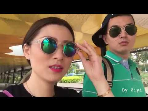 Singapore & Maldives Amilla Fushi Resort Vlog | ZIYI