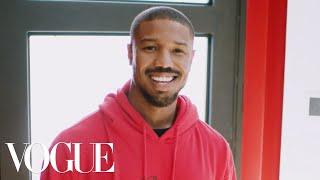 73 questions with michael b jordan vogue