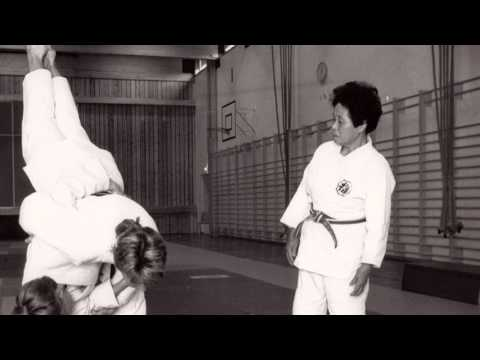 """""""Japanese Americans Lives"""" series on PBS. """"Mrs. Judo."""""""