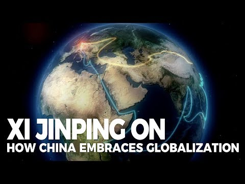 Xi Jinping on how China embraces globalization