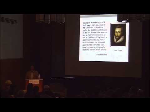 "Philip Kitcher lectures on ""The Scientist's Role"""