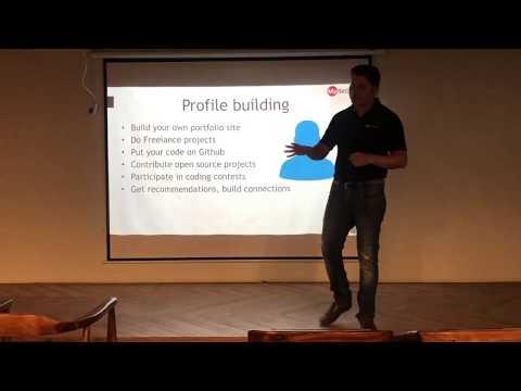 Profile Building for Good Career | MySirG Seminar thumbnail