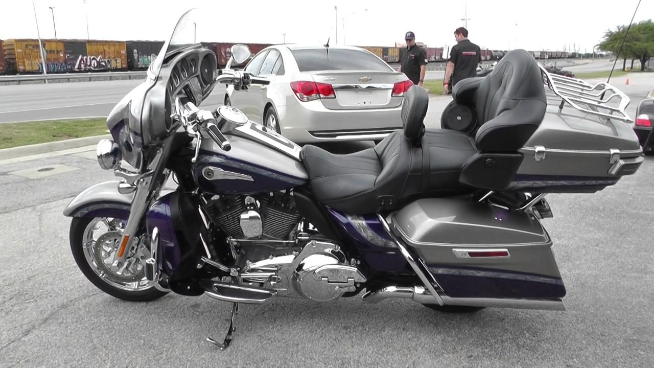 961578 - 2016 Harley Davidson CVO Ultra Limited FLHTKSE - Used ... on