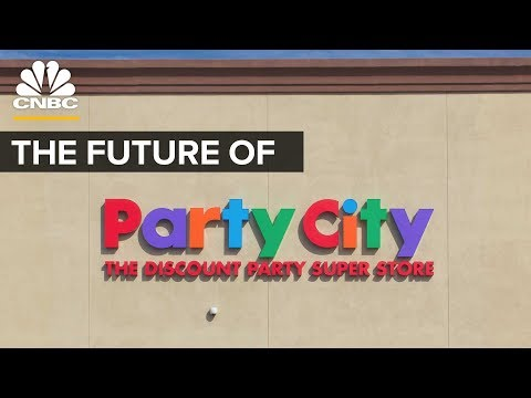 Can Party City Survive Amazon?