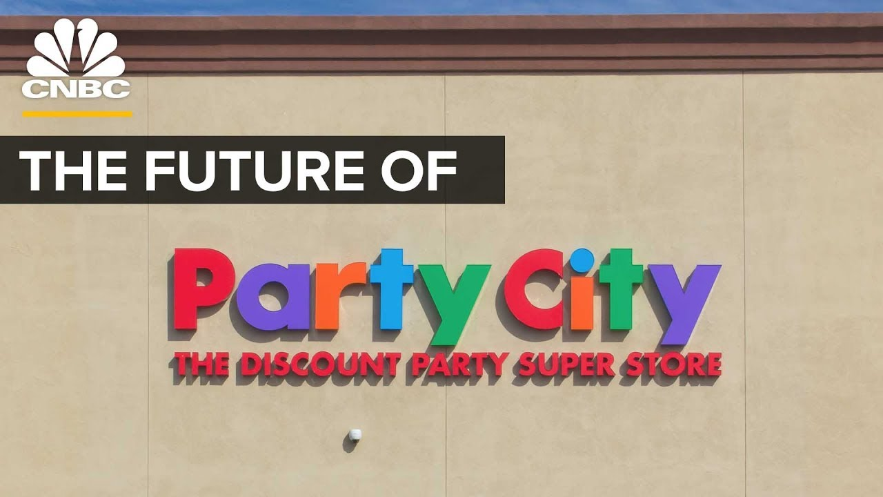 Can Party City Survive Amazon Youtube