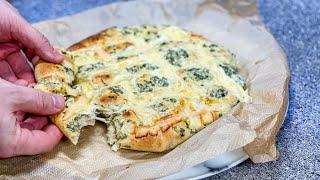 Такая сдобная булочка с сыром влюбляет с первого кусочка Чесночный хлеб