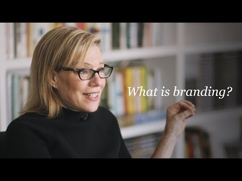 How Brands Work in Our Brains with Debbie Millman | Skillshare Questions