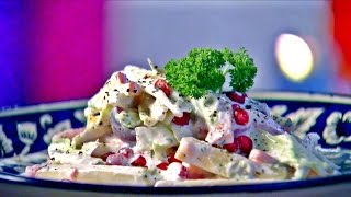 Dhe Ruchi EP-116 07/04/17 Cheese Salad Summer Cool Drinks