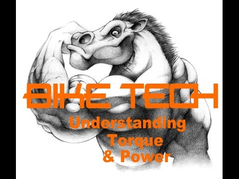 Difference between horsepower and torque - Bike TEch