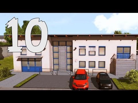 Construction Simulator 2015 - Gameplay - Part 10 - New Workplace  
