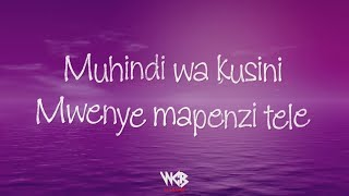 Mbosso - Alele (Official Lyrics)