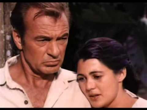 (Rare!) Return to Paradise (1953) - Gary Cooper