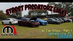 Street Predatorz (JAX) 1st Car Show  //  Jacksonville, FL 3/9/2019  //  Part 1