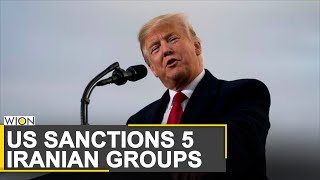 WION Dispatch: US punishes Iran for 'election interference' | WION News | World News