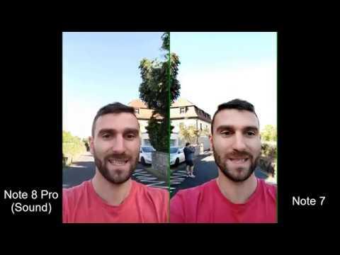 Xiaomi Redmi Note 8 Pro - Video Footage Vs. Redmi Note 7