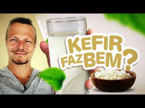 TUDO SOBRE KEFIR | Kefir é Saudável? Kefir Emagrece? Qual o melhor tipo de kefir?