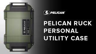 "Pelican RUCKâ""¢ Personal Utility Case"
