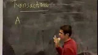 Lec 19 | MIT 6.033 Computer System Engineering, Spring 2005