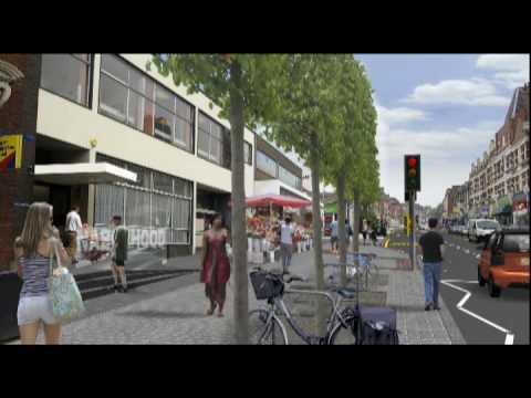 Regenerating Lewisham: Sydenham high street