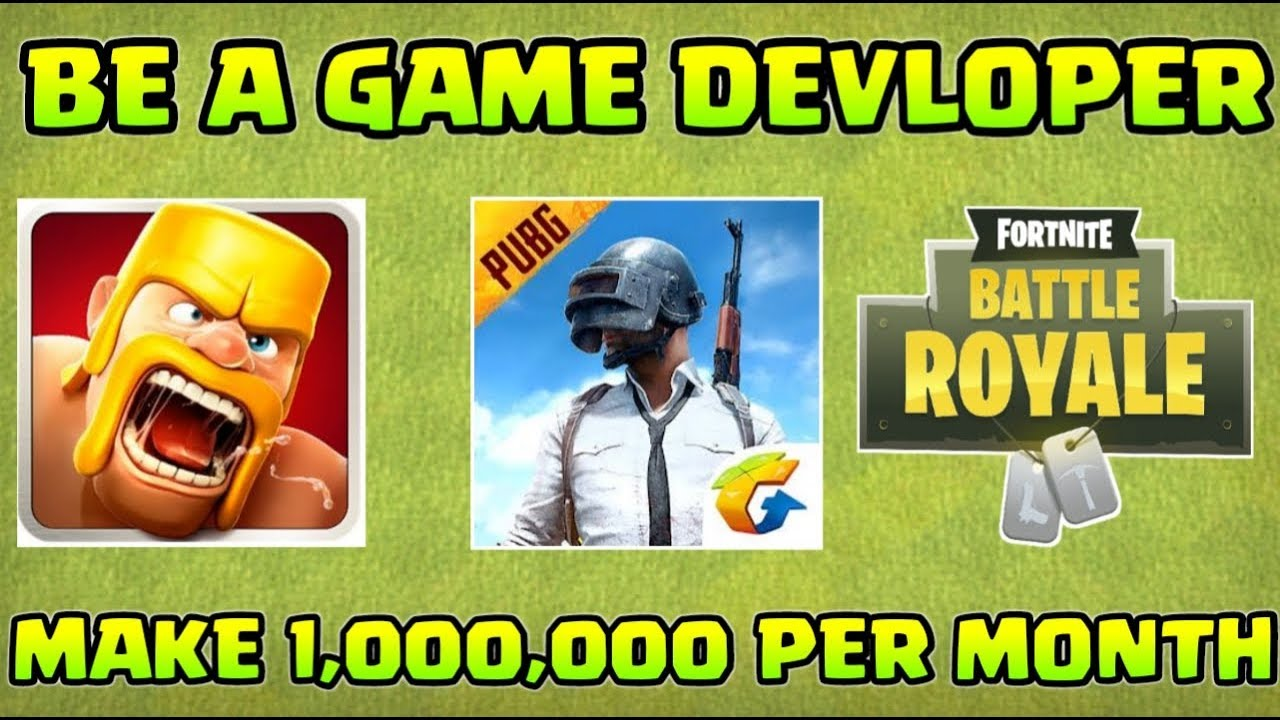 How To be Game DEVLOPER In India !?