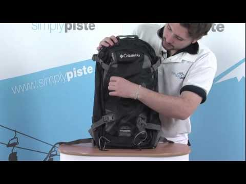 Columbia Bugaboo Stryker 20L - www.simplypiste.com