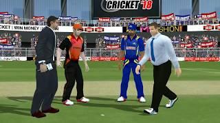 Video 24th April IPL 11 Mumbai Indians Vs Sunrisers Hyderabad Real cricket 2018 mobile Gameplay download MP3, 3GP, MP4, WEBM, AVI, FLV April 2018