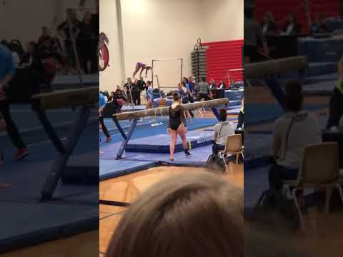Texas State Championship - Bars 2nd 9.625