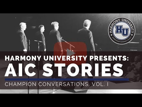 HU Online: AIC Stories - Champion Conversations, vol. 1