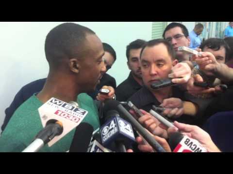 Celtics veterans support Jason Collins