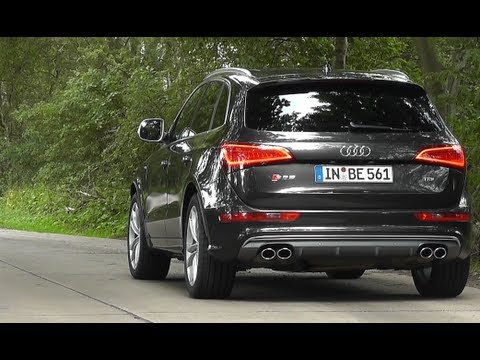 2013 Audi SQ5 TDI Soundcheck - Revs, Acceleration, Onboard, GoPro & Exhaust Sound [Full HD]