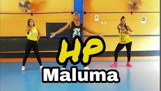 HP - Maluma / Zumba/ Choregraphy/ Carlos Safary #HP #maluma