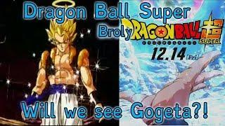 Dragon Ball Super Broly-Gogeta?!