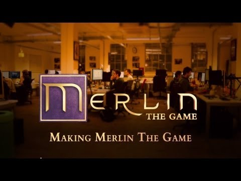 Behind the Scenes - Making Merlin: The Game - featuring Colin Morgan