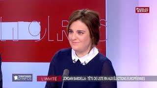 Invité : Jordan Bardella - Territoires d'infos (18/02/2019)