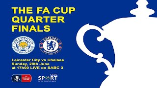 Fa Cup Quarter Final: Leicester City Vs Chelsea