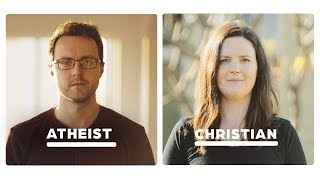 Atheist vs Christian: 24 Hours Side By Side Video