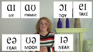 Звуки английского языка для детей (Седова Валерия)